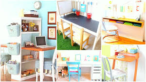 creative office desk ideas. 18 DIY Desks Ideas That Will Enhance Your Home Office Creative Desk 6