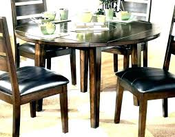 medium size of oak dining table and 6 grey chairs 60 black round white leather tables