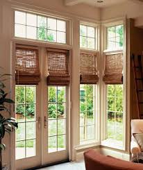 view in gallery french doors woven wood shades