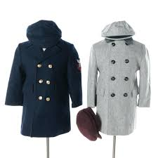 boys wool coats vintage and hats by mens slim fit boys wool coats pea