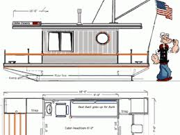 Small Picture dubldom houseboat a modular floating cabin with a 280 sq ft studio