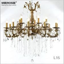industrial chandelier x estate bronze finish dalila crystal beaded antique indoor