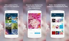 Handy Wallpaper App herunterladen ...