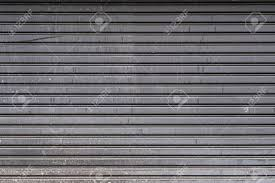 steel garage door texture. Beautiful Steel Old Steel Garage Door Stripped Texture Horizontal Lines Stock Photo   60143588 Throughout Steel Garage Door Texture R
