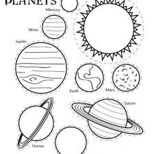 Heart Coloring Pages Pdf With New Planet Mercury Coloring Pages