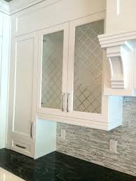 decorative glass inserts for kitchen cabinets bosssecurity in kitchen cabinet glass inserts prepare