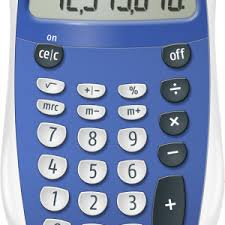 parcc basic four function calculators for grades calculators inc texas instruments ti 503sv basic battery powered calculator