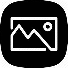 font symbol number black and white