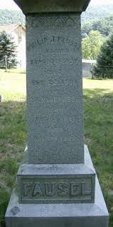 Philip J. Fausel (1839-1900) - Find A Grave Memorial