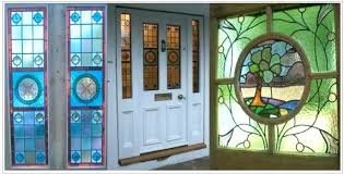 stained glass front doors stained glass front doors we specialise in restoring original stained glass panels