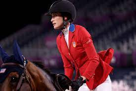 Jessica Springsteen Jumps to Olympic ...