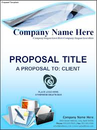 Business Proposal Cover Page 30 Images Of Proposal Cover Page Template Leseriail Com