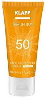 <b>IMMUN SUN Face</b> Protection Cream SPF 50 oilfree: Amazon.co.uk ...