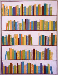 Library Books Quilt Block Tutorial: Celebrate NaNoWriMo with Quilting! & Library Book Quilt, on Craftsy Adamdwight.com