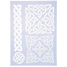 celtic stencil hobby lobby 1199199