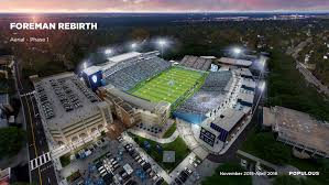 Old Dominion To Stay At Foreman Field Renovation To Be Done