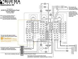 wiring diagram of sub panel wiring image wiring wiring inverter load group sub panels blue sea systems on wiring diagram of sub panel