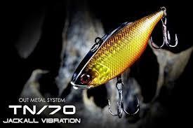 Jackall Tn70 Vibration Lures
