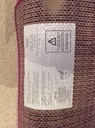 are polypropylene rugs safe inspirational dark pink rug from next originally 80