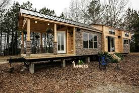 tiny house vacations. Modren Tiny Smart Cabin By Lil Lodges Is A 400 Square Foot Dream Vacation Home Inside Tiny House Vacations S