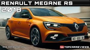2018 renault megane rs review. fine 2018 2018 renault megane rs review rendered price specs release date for renault megane rs review u