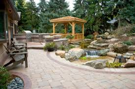 Small Picture Pond Waterfall And Water Garden Designs Vancouver Edition