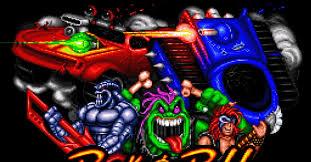 Музыка из игры для SEGA, <b>Rock n</b>' Roll Racing.