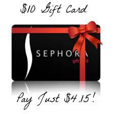 check sephora gift card balance photo 1