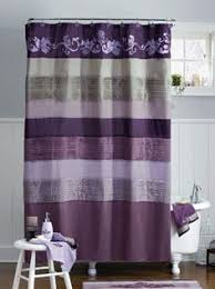 Fine Purple And Green Shower Curtains Lavender Curtain Fabric Inspiration Pleats To Design