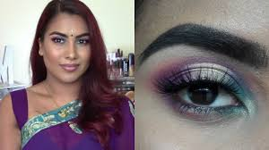 indian wedding guest diwali 2017 makeup tutorial south african your beauty