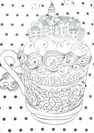 Mug Coloring Page Printable Inspirational Coffee Cup Coloring Page
