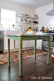 Large Farmhouse Kitchen Table Kitchen Table Island Large Kitchen Islands With Seating For Six