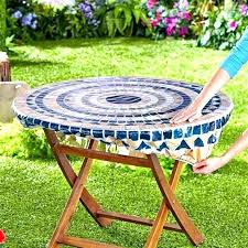 fitted plastic tablecloth covers round outdoor table cover disposable fitted plastic tablecloths round elastic table covers