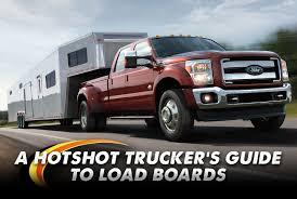 A Hotshot Trucker's Guide to Load Boards - Hotshot Warriors