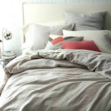 linen duvet cover intended for your house linen duvet cover super king size blue grey white