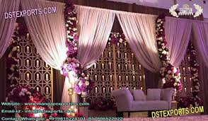 4.5 out of 5 stars (17,258) 17,258 reviews $ 21.40. Elegant Candle Back Wall Stage Decoration Mandapexporters Usa Canada Toronto Norway Spain Wedding Stage Decor Wedding Candle Wall Stage Decorations