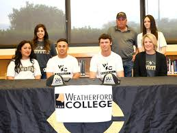 Big day for Cleburne baseball as 4 Jackets sign with college programs |  Sports | cleburnetimesreview.com