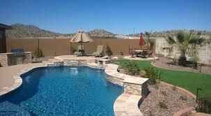 backyard pool designs. Arizona Pool Builders Backyard Designs