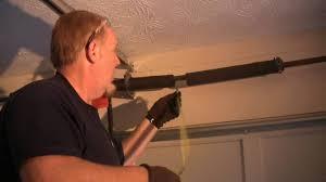 your average run of the mill garage door spring
