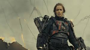 Doug liman directed the film based on a screenplay adapted from the 2004 japanese light novel all you. How They Built The Battle Exosuits For Edge Of Tomorrow