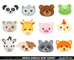 zoo animal clipart cute. Wonderful Cute Zoom Intended Zoo Animal Clipart Cute O