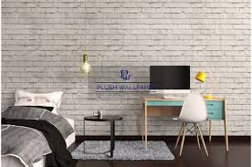 bedroom brick wallpaper decorate your room with youtube clic  homebase  ideas home design stone faux ...