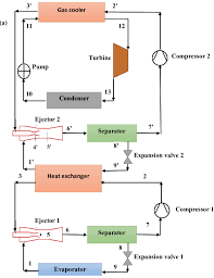 A Schematic Of The Neetcr System B P H Diagram Of The