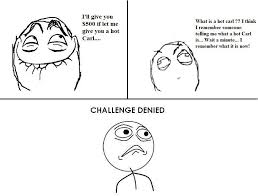 Challenge Accepted Meme - Beautiful Images and Pictures via Relatably.com