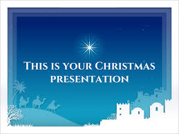 Free Christmas Powerpoint Template Google Slides Theme With