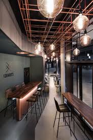 bar interiors design.  Design This Modern Bar Has Window Seats That Allow People To Have A Drink And  Watch The With Bar Interiors Design P