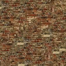 old brick wall vector drawing free svg