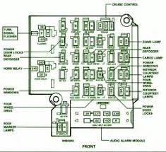 similiar chevy fuse box diagram keywords fuse box diagram 300x274 1989 chevrolet silverado 350 fuse box diagram