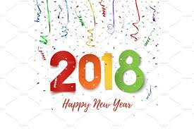 happy new year image graphic 2018