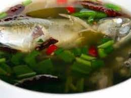 Fish and Tamarind Soup - Asian Recipe